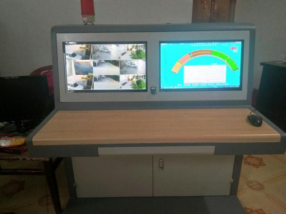 Hệ thống giám sát và điều khiển nhiệt độ lò nung gạch tuynel