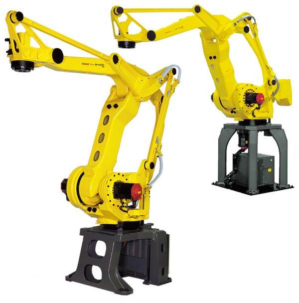 Robot xếp gạch mộc Fanuc M410iB700